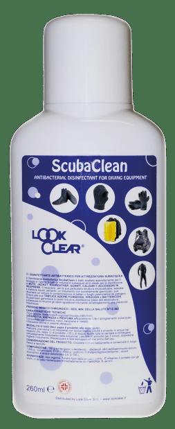 Płyn do dezynfekcji akwalungu 260 ml
